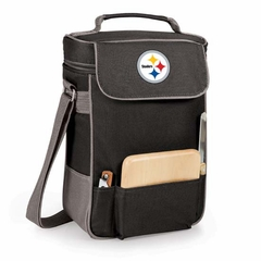 Pittsburgh Steelers Duet Compact Picnic Tote (Black)