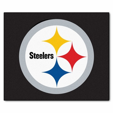 Pittsburgh Steelers Economy 5 Foot x 6 Foot Mat