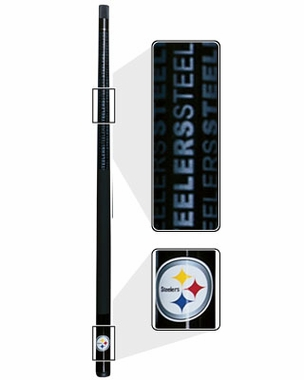 Pittsburgh Steelers Eliminator Pool Cue