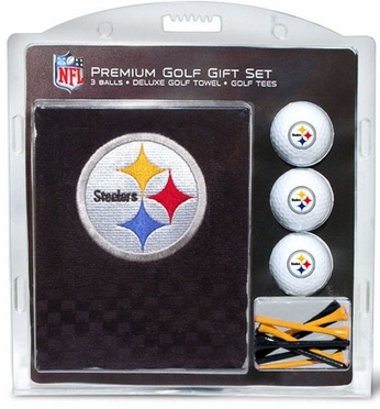 Pittsburgh Steelers Embroidered Towel Gift Set
