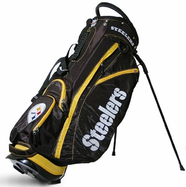 Pittsburgh Steelers Fairway Stand Bag