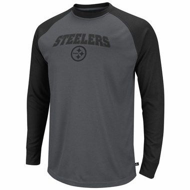 Pittsburgh Steelers Go Long II L/S Thermal Shirt