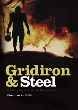 Pittsburgh Steelers Gridiron and Steel DVD