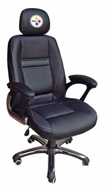 Pittsburgh Steelers Head Coach Office Chair