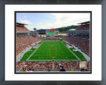Pittsburgh Steelers Heinz Field 2011 16x20 Framed and Double-Matted Photo