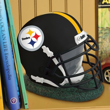 Pittsburgh Steelers Helmet Shaped Bank