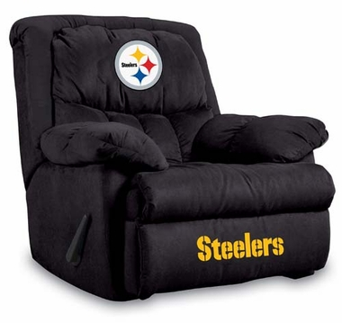 Pittsburgh Steelers Home Team Recliner