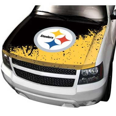 Pittsburgh Steelers Hood Cover