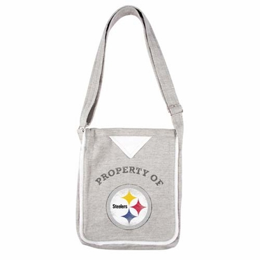Pittsburgh Steelers Hoodie Crossbody Bag