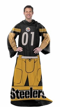 Pittsburgh Steelers Huddler Wrap (Uniform)
