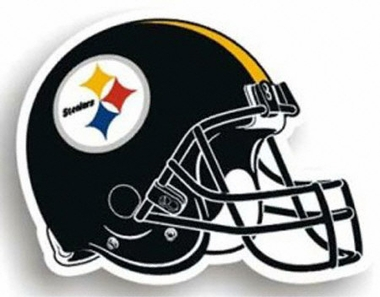 Pittsburgh Steelers Individual Car Magnet