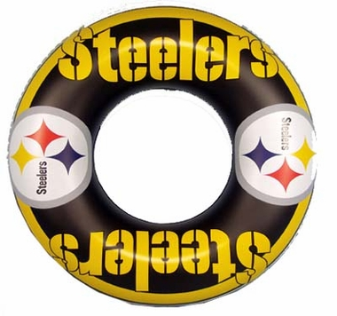 Pittsburgh Steelers Inflatable Inner Tube