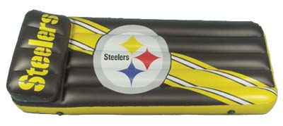 Pittsburgh Steelers Inflatable Raft