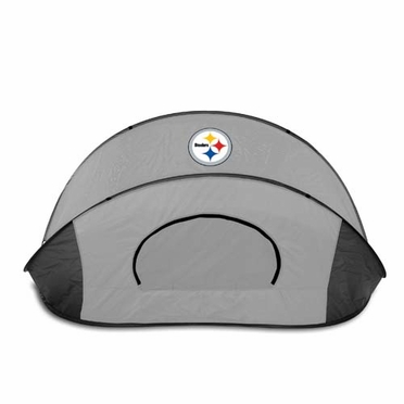 Pittsburgh Steelers Manta Sun Shelter (Black/Gray)