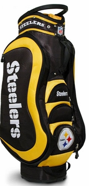 Pittsburgh Steelers Medalist Cart Bag