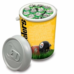 Pittsburgh Steelers Mega Can Cooler