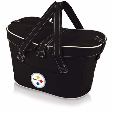 Pittsburgh Steelers Mercado Picnic Basket (Black)