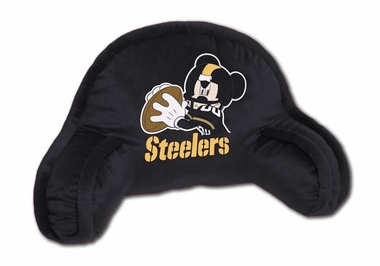 Pittsburgh Steelers Mickey Mouse YOUTH Bedrest