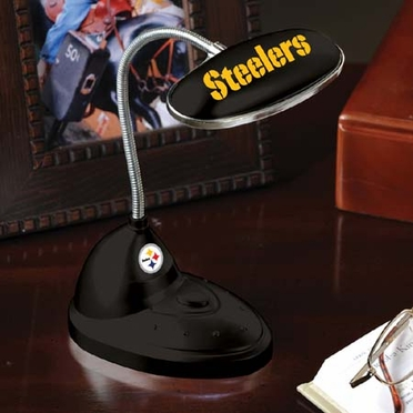 Pittsburgh Steelers Mini LED Desk Lamp