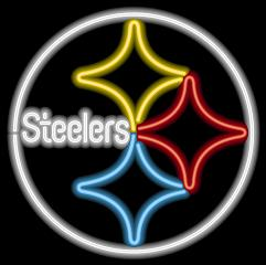 Pittsburgh Steelers Neon Light