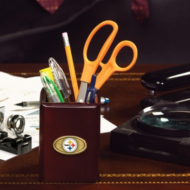 Pittsburgh Steelers Pencil Holder
