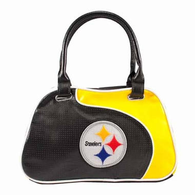 Pittsburgh Steelers Perf-ect Bowler Purse
