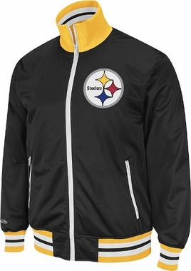 Pittsburgh Steelers Preseason Throwback Track Jacket