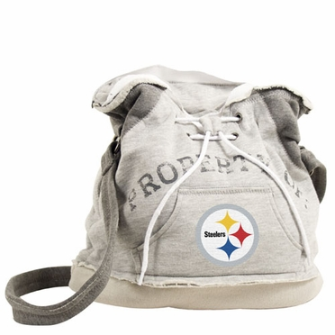Pittsburgh Steelers Property of Hoody Duffle