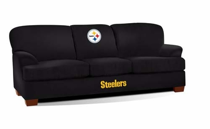 Pittsburgh Steelers First Team Sofa