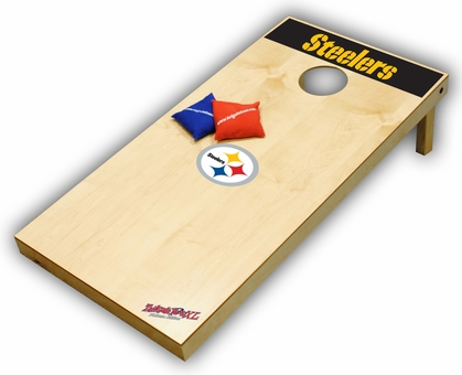 Pittsburgh Steelers Regulation Size (XL) Tailgate Toss Beanbag Game