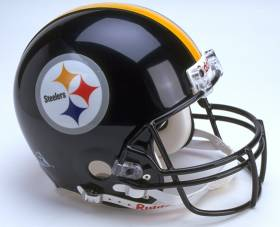 Pittsburgh Steelers Pro Line Helmet