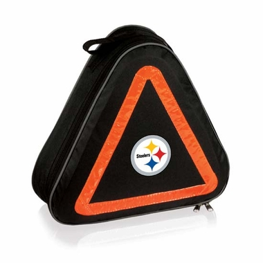 Pittsburgh Steelers Roadside Emergency Kit (Black)