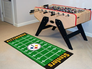 Pittsburgh Steelers Runner Rug