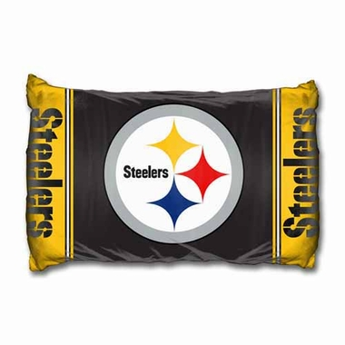 Pittsburgh Steelers Set of 2 Pillow Cases (Team Color)