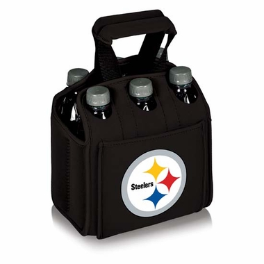 Pittsburgh Steelers Six Pack (Black)