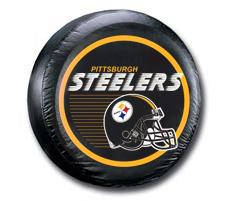 Pittsburgh Steelers Spare Tire Cover (Small Size)