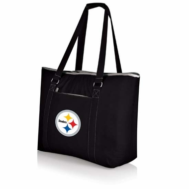 Pittsburgh Steelers Tahoe Beach Bag (Black)