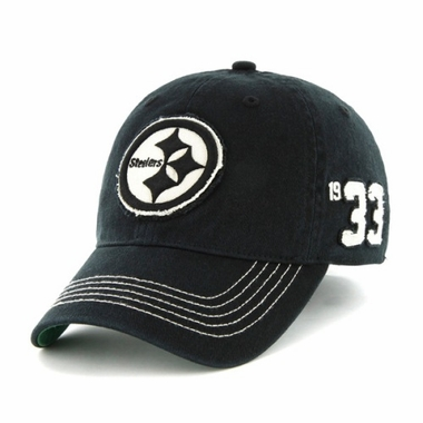 Pittsburgh Steelers Throwback Badger Franchise Flex Fit Hat