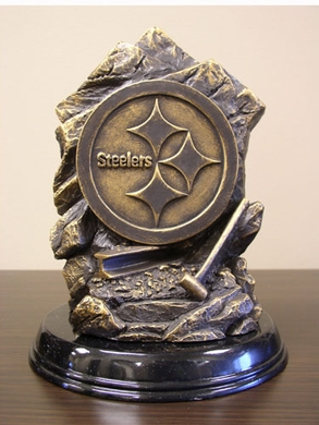 Pittsburgh Steelers Tim Wolfe Statue