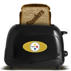 Pittsburgh Steelers Toaster (Black)