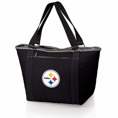 Pittsburgh Steelers Topanga Cooler Bag (Black)