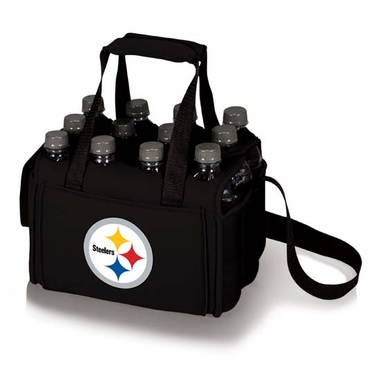 Pittsburgh Steelers Twelve Pack (Black)
