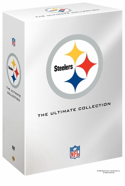 Pittsburgh Steelers Ultimate Giftset DVD