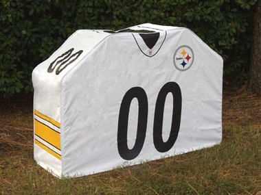 Pittsburgh Steelers Uniform Grill Cover