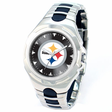 Pittsburgh Steelers Victory Mens Watch