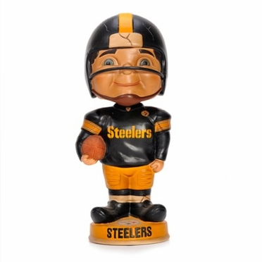 Pittsburgh Steelers Vintage Retro Bobble Head