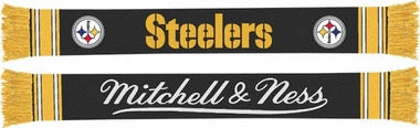 Pittsburgh Steelers Vintage Team Premium Scarf