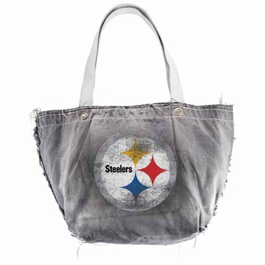 Pittsburgh Steelers Vintage Tote (Black)
