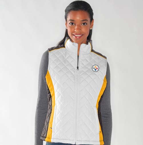 Pittsburgh Steelers Women's Clothing