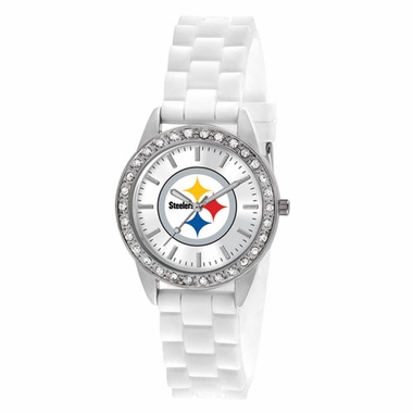 Pittsburgh Steelers Women's Frost Watch